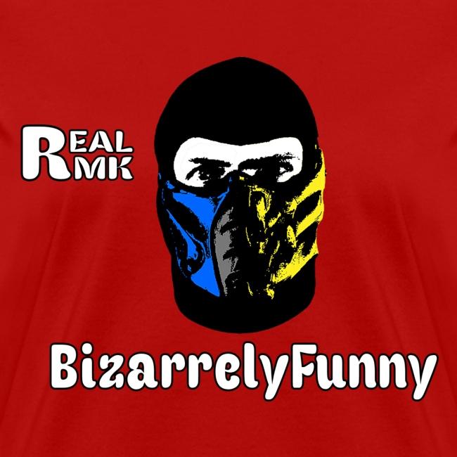 BizarrelyFunny Female Shirt