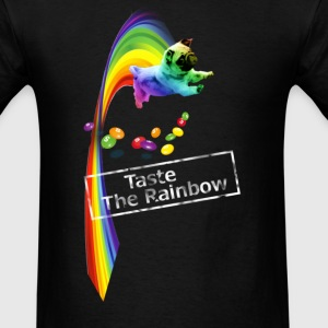 Taste The Rainbow - Men's T-Shirt