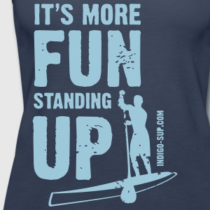 SUP_FUN - Women's Premium Tank Top