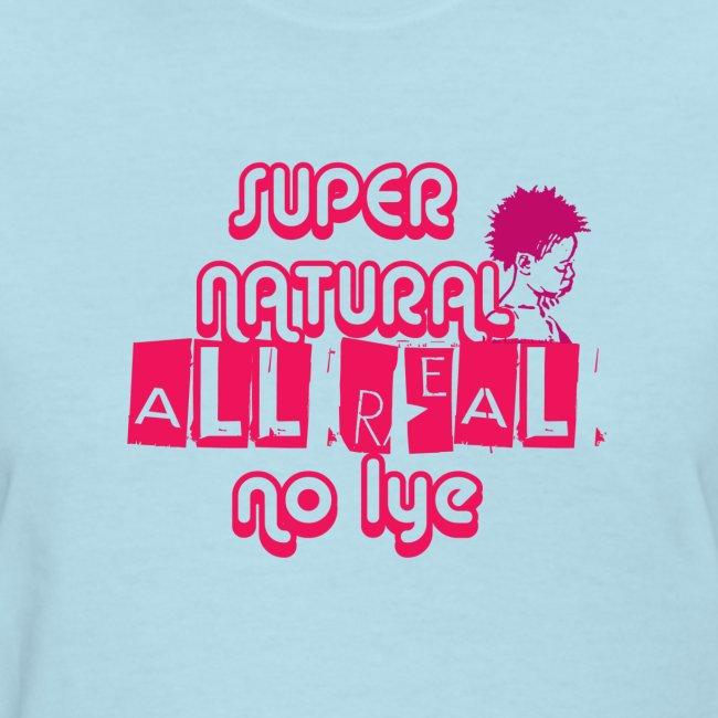 Super Natural (Blue)