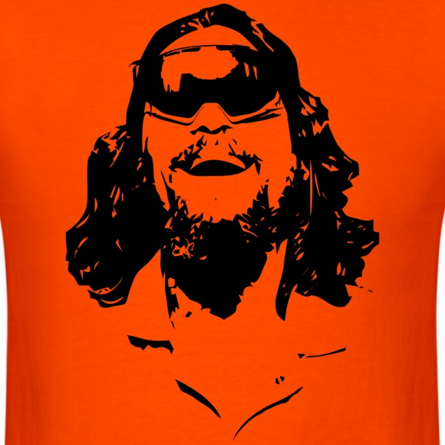 The Dude Rides T-Shirt