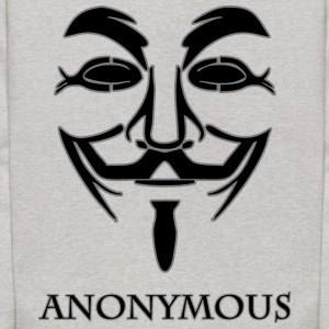 Anonymous-black.png Sweatshirts - Kids' Hoodie