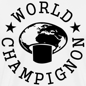 World Champignon Shirt - Men's Premium T-Shirt