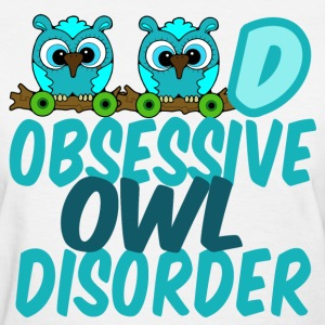 Cute Owl - Women's T-Shirt