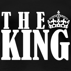 King Queen 4 Women's T-Shirts - Women's Premium T-Shirt