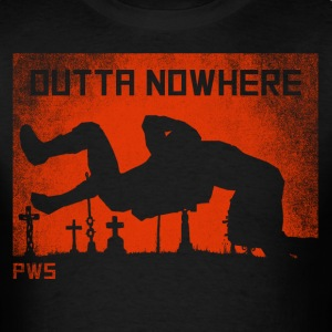 Outta Nowhere! - Men's T-Shirt