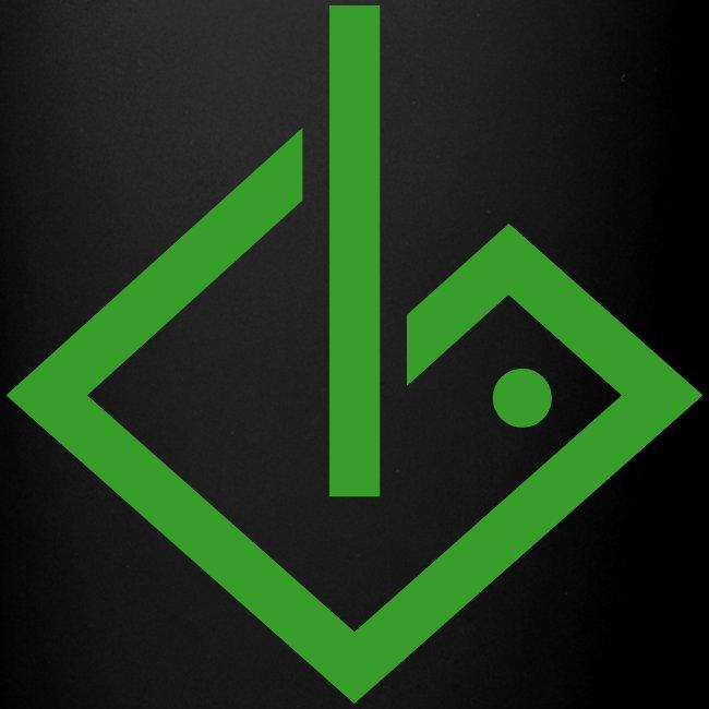 v2 Logo Mug