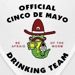 Cinco de Mayo Drinking Team - Bandana