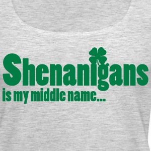 Shenanigans is my middle name... Tanks - Women's Premium Tank Top