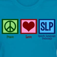 Peace Love SLP