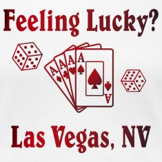 Feeling Lucky Las Vegas T-Shirt