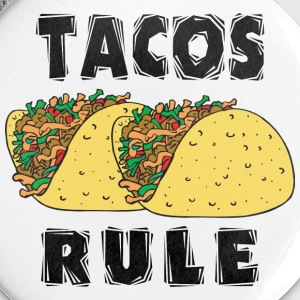 Tacos Rule Cinco de Mayo - Small Buttons