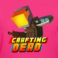 Design ~ Woman's T-Shirt: Crafting Dead TrueMU