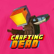 Design ~ Woman's T-Shirt: Crafting Dead TrueMU