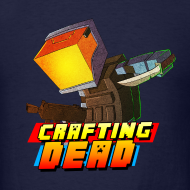 Design ~ Men's T-Shirt: Crafting Dead TrueMU