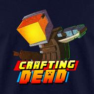 Design ~ Men's T-Shirt: Crafting Dead TrueMU
