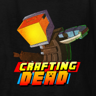 Design ~ Kid's T-Shirt: Crafting Dead TrueMU