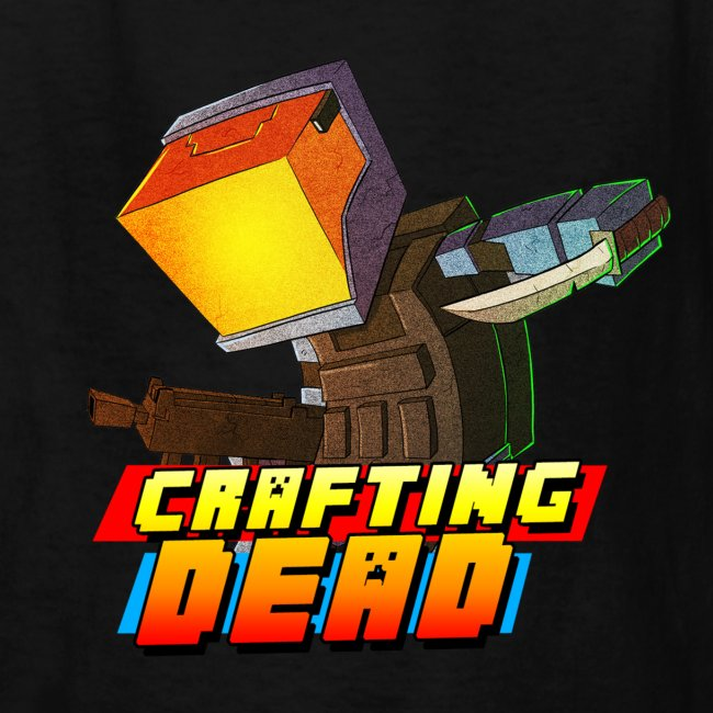 Kid's T-Shirt: Crafting Dead TrueMU