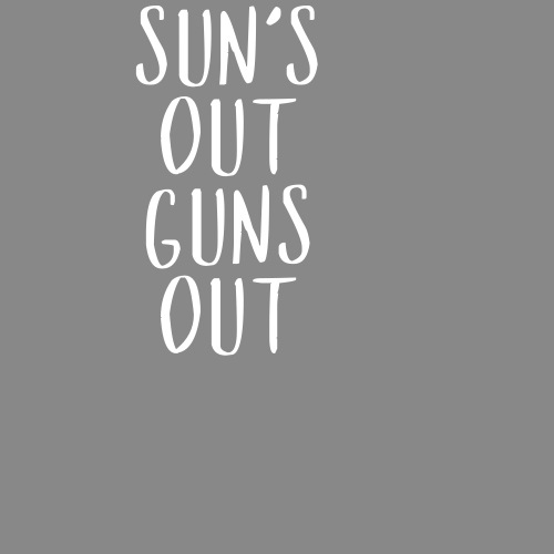 Sun's Out Gun's Out