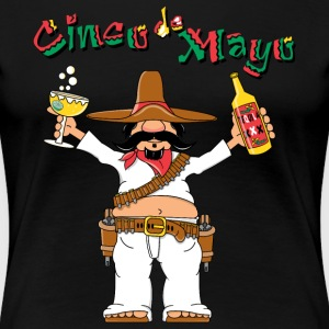 Cinco de Mayo Drinking - Women's Premium T-Shirt