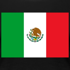 Mexican Flag Mexico - Women's Premium T-Shirt