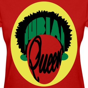 Nubian Queen - Women's T-Shirt