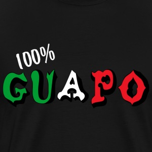 100% Guapo - Men's Premium T-Shirt