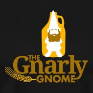 Design ~ Gnarly Gnome Logo Black