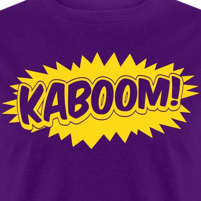 KABOOM! COOL HAND JAKES SHIRT