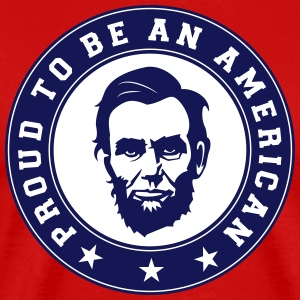 Proud to be Lincoln 2c T-Shirts - Men's Premium T-Shirt