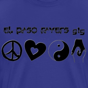 EP Ravers 915 PLUR - Men's Premium T-Shirt