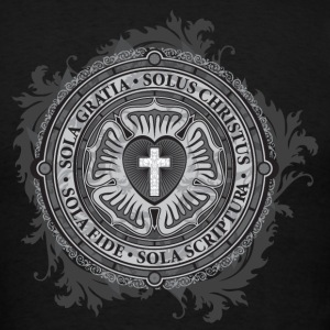 Jesus Christ God Faith Christian Prayer - Men's T-Shirt