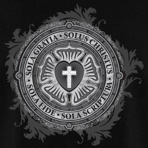 Christian God Jesus Luther Rose