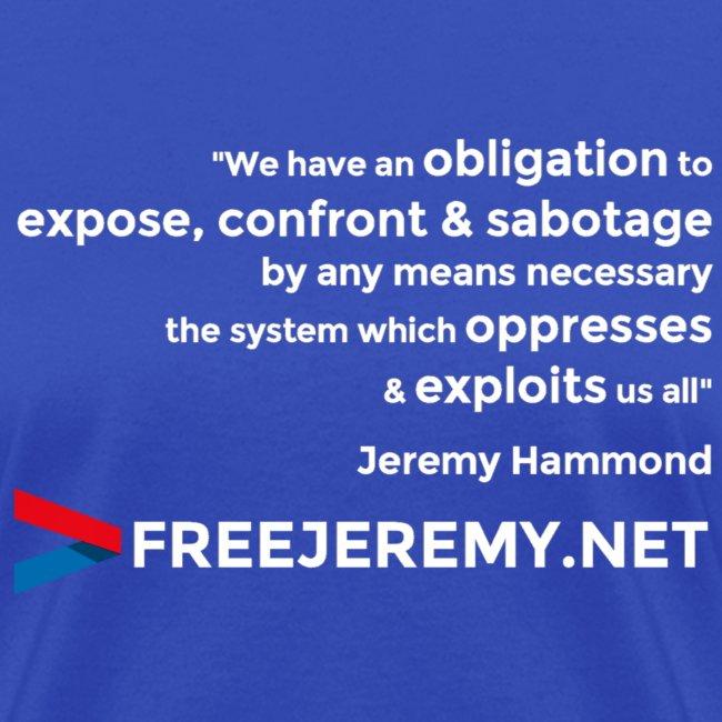 Jeremy Hammond Quote