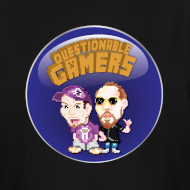 Design ~ Questionable Gamers Tall Shirt