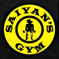 Design ~ Saiyan's Gym