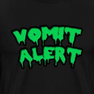 Design ~ Vomit Alert Shirt