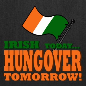 Funny Irish Drinking St. Patrick's Day Tote Bag - Tote Bag