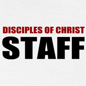 Jesus Disciples of Christ Staff - Men's T-Shirt