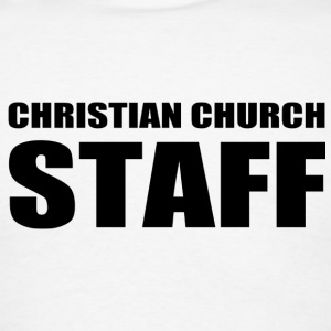 Jesus Christian church staff - Men's T-Shirt