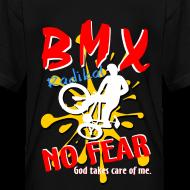 Design ~ BMX No Fear God take care of me