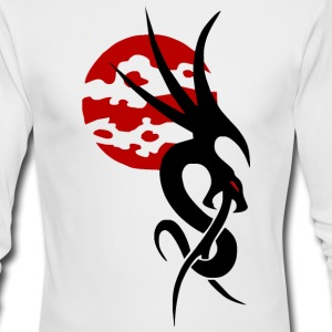 Tai Chi Chuan T'ai Chi Ch'uan Taijiquan Dragon - Men's Long Sleeve T-Shirt by Next Level