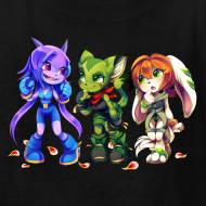 Design ~ Freedom Planet by Kiwiggle (Kids')