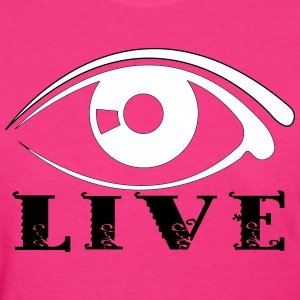 ILIVE - Women's T-Shirt