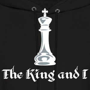 The King and I Hoodies - Men's Hoodie