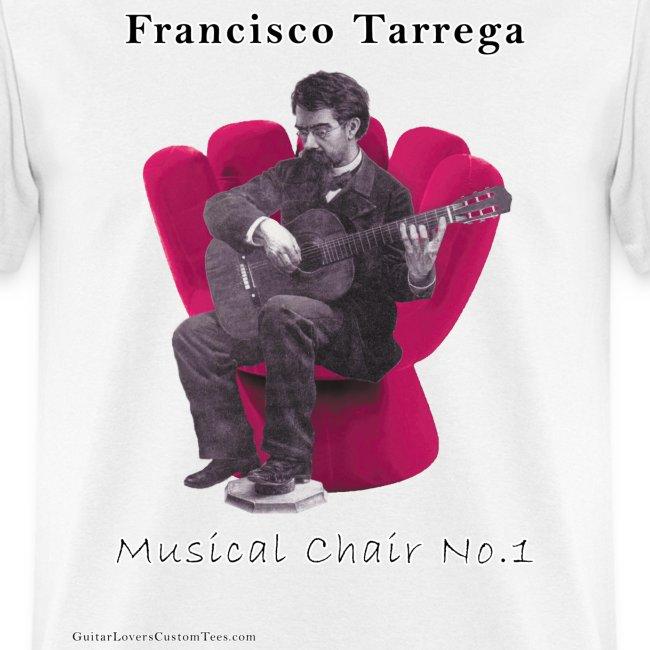Tarrega's Musical Chair No.1