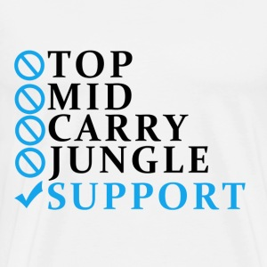 support T-Shirts - Men's Premium T-Shirt