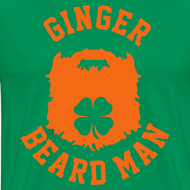 Design ~ Ginger Beard Man