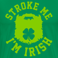 Design ~ Stroke Me I'm Irish