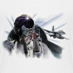 Fighter pilot Baby & Toddler Shirts - Toddler Premium T-Shirt
